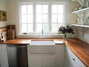 Apron Sink With Drainboard by Ikea Kitchen Butcher Block Counter Modern Diy Art Designs