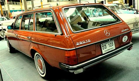 Mercedes-Benz 280TE Automatic (W123) | Auto Clasico | Flickr