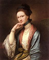 18th Century Women Portraits