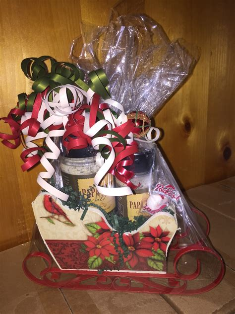 holiday baskets gift packs