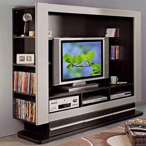 Meuble Tv Ecran Plat : meuble tv pour ecran plat choix d 39 lectrom nager ~ Teatrodelosmanantiales.com Idées de Décoration