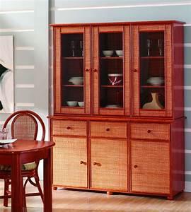 meuble vaisselier With meuble style maison du monde 6 buffet vaisselier luberon 4 portes 4 tiroirs