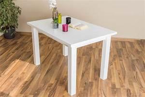 Tisch 120 X 60 : tisch kiefer massiv vollholz wei lackiert junco 240a abmessung 75 x 80 x 120 cm ~ Bigdaddyawards.com Haus und Dekorationen