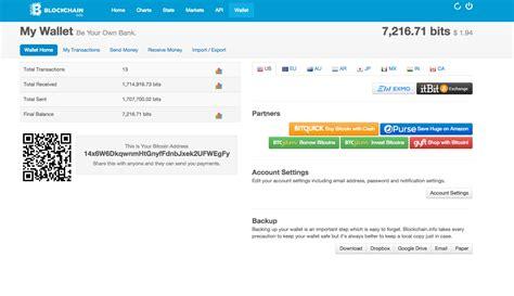 How to create a bitcoin wallet on ios blockchain howchoo. How To Check Bitcoin Balance On Blockchain   How Much Earn Bitcoin Miner