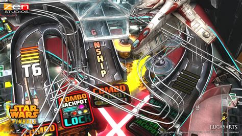 The Empire Strikes Back in Zen Pinball – GAMING TREND