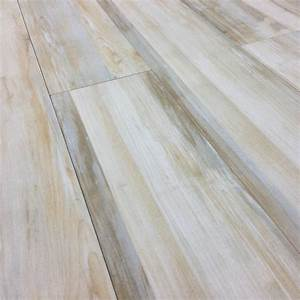 gray tile that looks like woodkitchen backsplash floor With tile that looks like wood