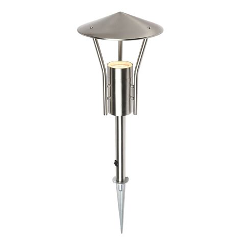 low voltage path lights ume stainless steel low voltage halogen path lights lowe