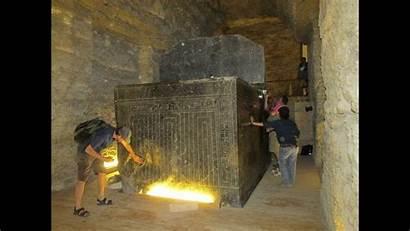 Serapeum Egypt Saqqara Underground Pyramid Ancient Plant