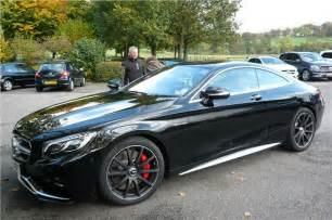 Mercedes-Benz S-Class Coupe AMG