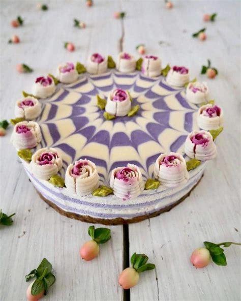 confectionery artist  bake raw vegan cake