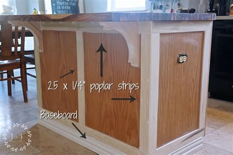 tools needed to install kitchen cabinets how to customize a kitchen island with trim lost found