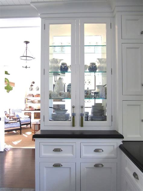 glass for cabinets best 25 glass cabinets ideas on glass kitchen