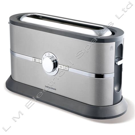 morphy richards 44234 2 slice food fusion toaster one