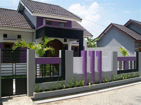 gambar model pagar rumah minimalis terbaru