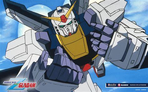 Mobile Suit Gundam Z mobile suit z gundam madman entertainment