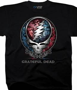 GRATEFUL DEAD T Shirts Tees Tie Dyes Accessories And