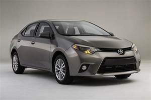 2014 Toyota Corolla Fully Revealed