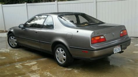 Acura Legend Tire Size by 1991 Acura Legend Clean 2 Door Coupe New Leather 2