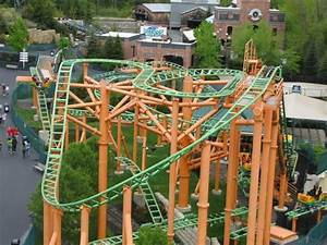 Six Flags New England - Pandemonium