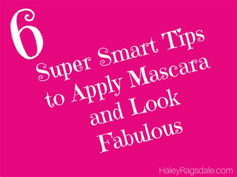 Haley Ragsdale With Younique 6 Super Smart Tips To Apply