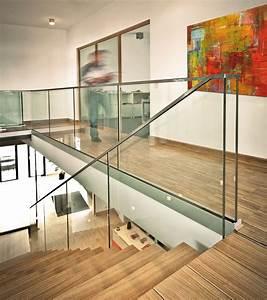 Treppe Mit Glas : freitragende treppe mit glasgel nder meyer grave ~ Sanjose-hotels-ca.com Haus und Dekorationen