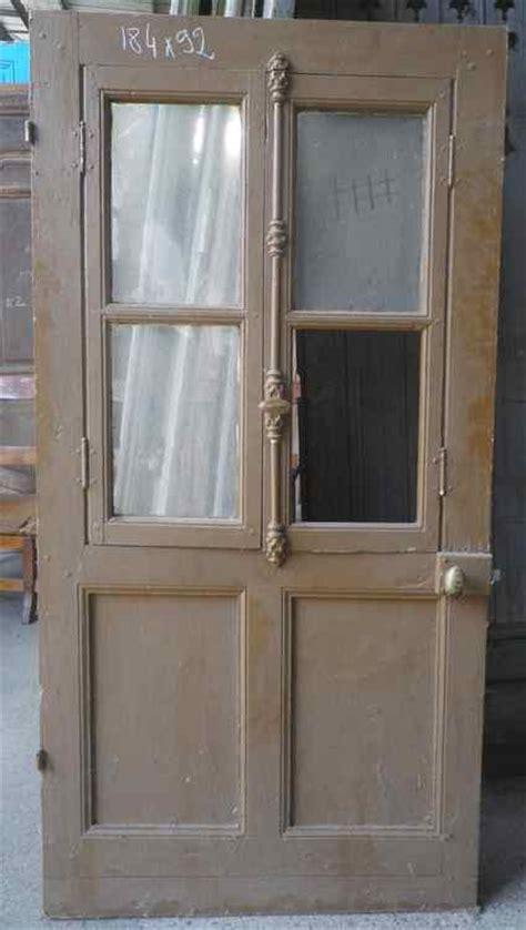 c1va18 porte d interieur vitree en pin