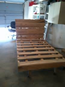 Pallet Twin Bed Size