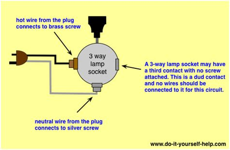 Lamp Switch Wiring Diagrams Yourself Help