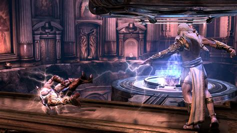 Kratos Vs Zeus In God Of War Ascension Full Hd Movie