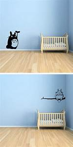 44 best totoro nursery images on pinterest With totoro wall decal
