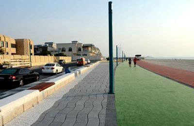 Corniche Dubai Dubai To Open 14 Km Jumeirah Corniche