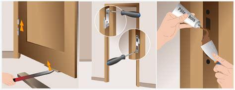 sens d ouverture d une porte changer le sens d ouverture d une porte porte