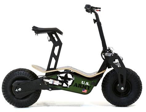 Velocifero Mad 48 Volt 1600w Electric Scooter Nypd