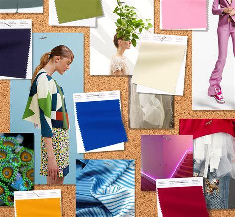 color intelligence fashion color trend report york springsummer