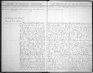Capital punishment, 1870-1907 - Kansas Memory
