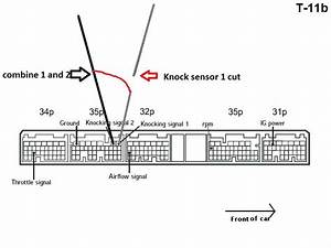 Looking For Ecm Pinout Ls430 For Knock Sensor Hack