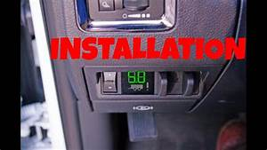 4th Gen  2009-2012  Dodge Ram Integrated Trailer Brake Controller Install Hd