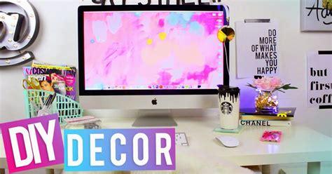 desk decor diy hellomaphie desk tour diy desk decor