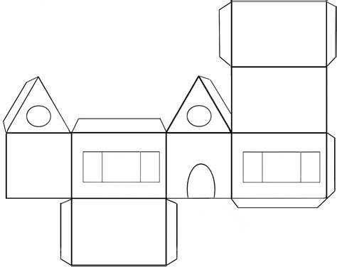 tutoriel maison en papier femme2decotv
