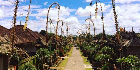 indonesia bangga  salah satu desa wisata terbersih