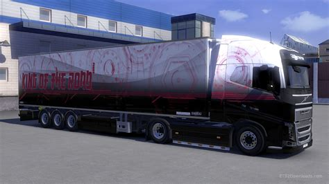 volvo trailer for technology skin and trailer for volvo euro truck