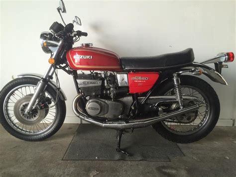 1976 Suzuki Gt550 by 1976 Suzuki Gt550 Motorcycles For Sale