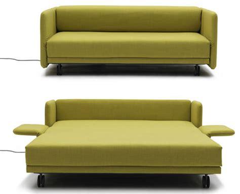 Maximizing Small Spaces Using Modern Sleeper Sofa Queen