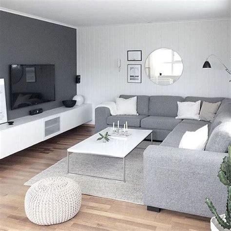 Minimalistische Wohnzimmer Einrichtungsideenmoderne Wohnzimmer Interieur by Stilvolles Graues Und Wei 223 Es Minimalistisches Wohnzimmer