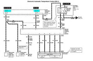 What Fuse Operates The Blender Door Actuator   1999
