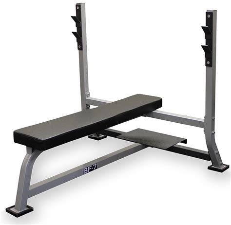 Flat Olympic Bench  Valor Fitness (bf7