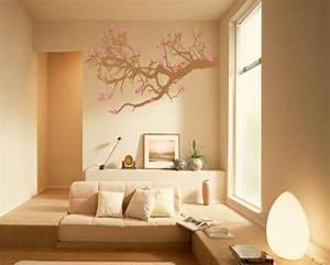 Peach Colour On Sitting Room Wall Furnitureteams.com