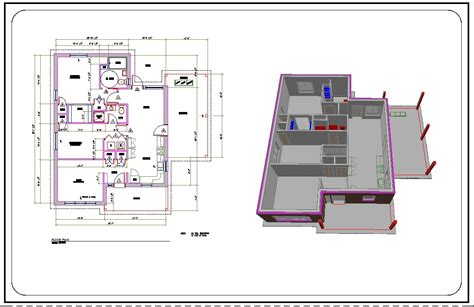 Convert Hand-drawn Floor Plans To Cad/pdf-architectural