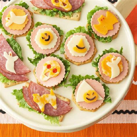 canapé simple appetizer easy canapes sensibus com