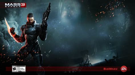 Action Game Mass Effect 3 Wallpapers  Hd Wallpapers Id